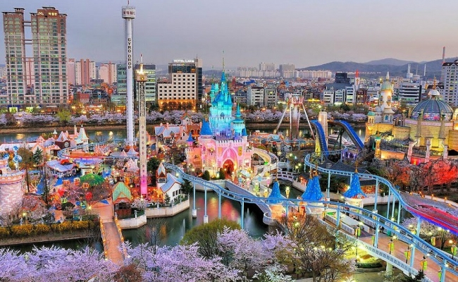 SEOUL-NAMI - EVERLAND (JeJu Air)